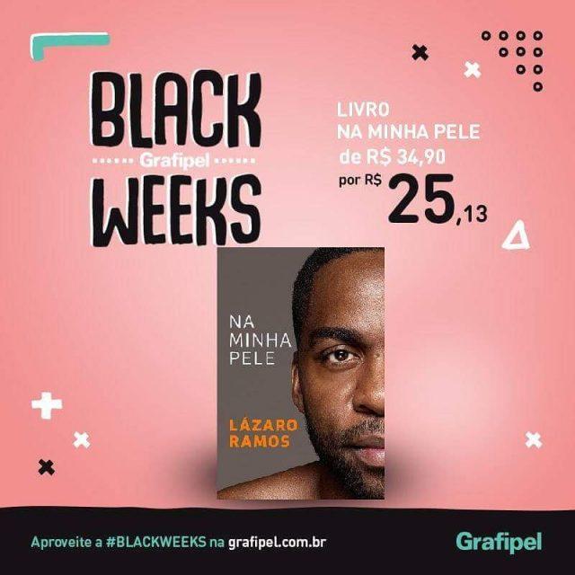 No dia da conscincia negra confira o livro Na Minhahellip